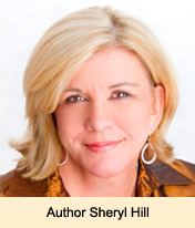 Author Sheryl Hill